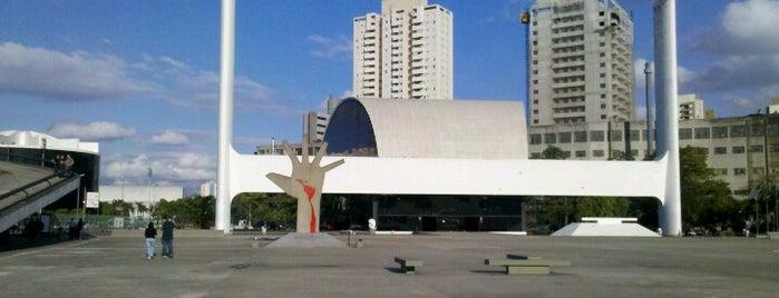 Memorial da América Latina is one of Sao Paulo.