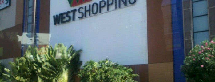 West Shopping is one of Checked!.