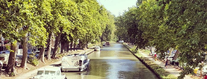 Canal du Midi is one of Carcassonne 2021.
