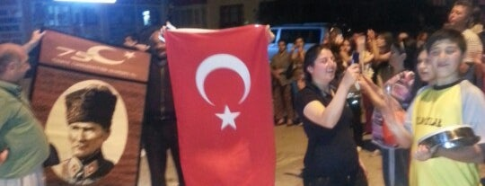 Birlik is one of Ankara.