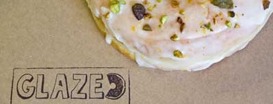 Glazed Gourmet Doughnuts is one of Charleston.