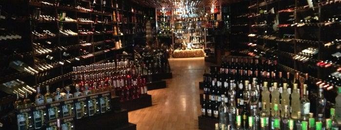 Yıldırım Şarapevi is one of En İyi Tasarımlı Şarap Ve İçki Mağazaları.