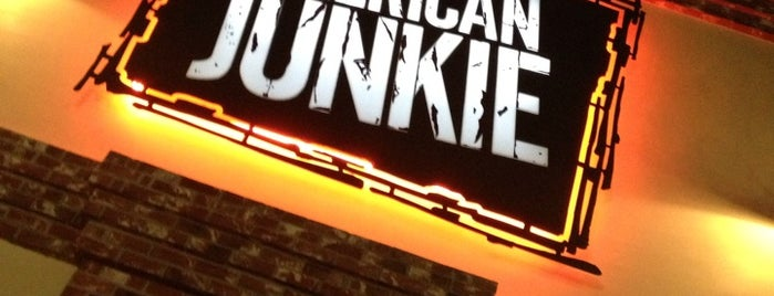 American Junkie is one of Top 10 dinner spots in EST PST journey.