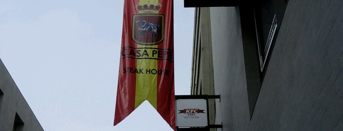 Casa Pepe is one of INFORMAL Y CASUAL.