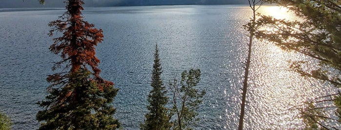 Jenny Lake Lodge is one of Best Places to Check out in United States Pt 5.