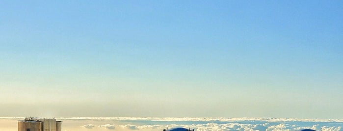 Mauna Kea Summit is one of Big island Hawaii.