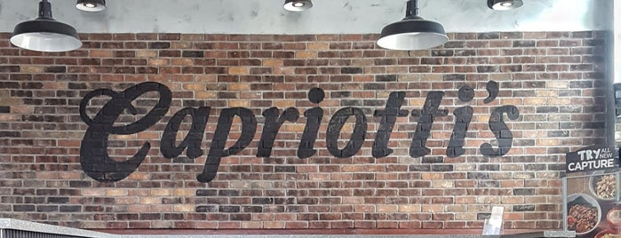 Capriotti's Sandwich Shop is one of Silicon Valley Eats.
