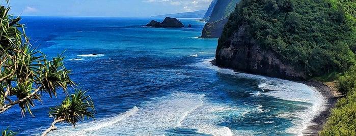 Pololu Lookout is one of Big Island.