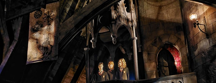 Harry Potter and the Forbidden Journey is one of Best of Universal Studios.