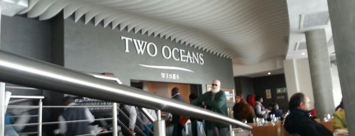 Two Oceans Restaurant is one of Cape Town.