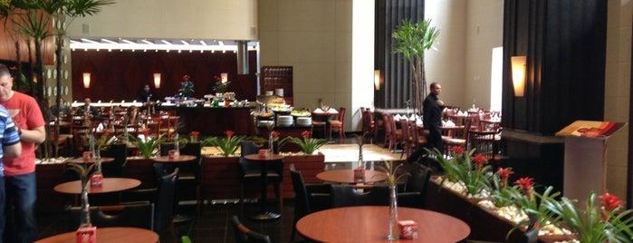 Radisson Hotel Curitiba is one of Participantes da 7ªed. do Curitiba Restaurant Week.