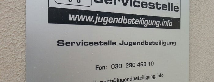 Servicestelle Jugendbeteiligung is one of Posti che sono piaciuti a Jakob.