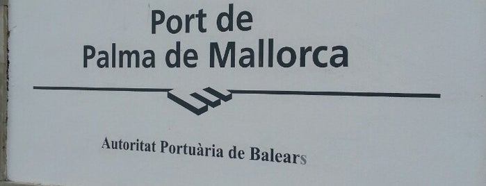 Ports de Balears / Autoritat Portuària de Balears is one of Palma4sq.