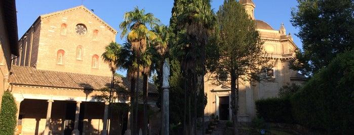 Abbazia delle Tre Fontane is one of Roma.