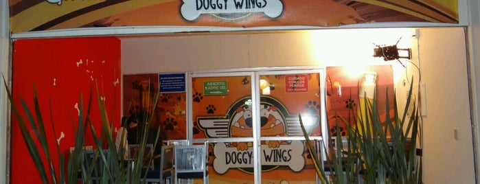 Doggy Wings is one of Bares.