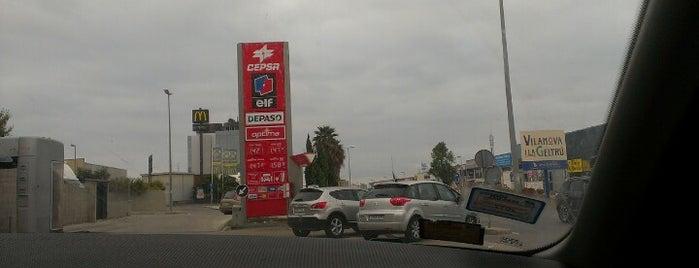 Cepsa is one of Lugares favoritos de jordi.