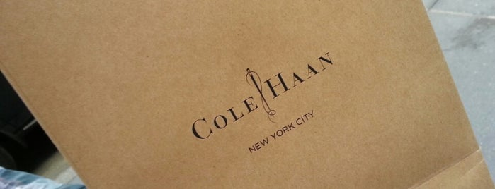 Cole Haan is one of New York.