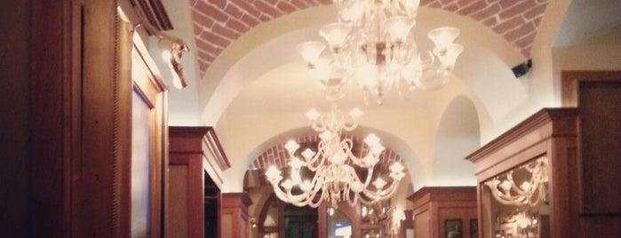 Готель «Швейцарський» / Swiss hotel is one of Alexander'in Beğendiği Mekanlar.