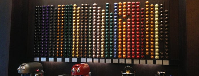 Nespresso is one of Lugares favoritos de Angeles.