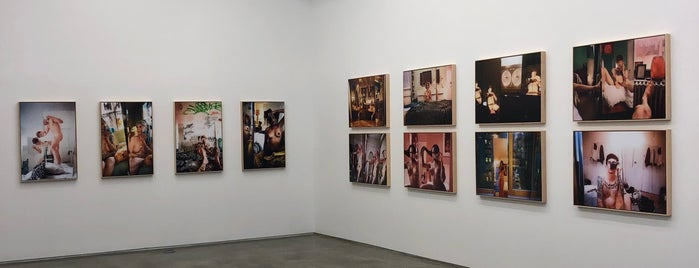 Team Gallery is one of Locais curtidos por IrmaZandl.