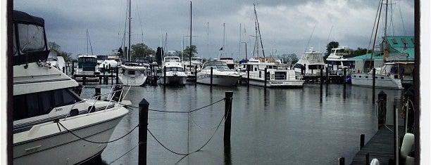 Maryland Green Travel Marinas