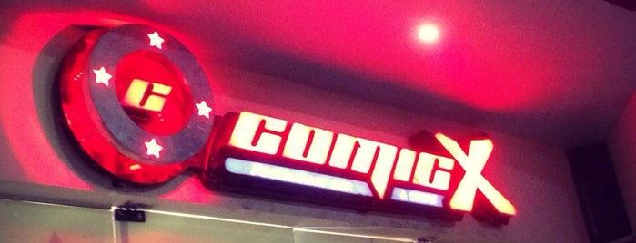 Comicx Tepic is one of Tempat yang Disukai ᎧᎧᎧᎧᎧᎧ.