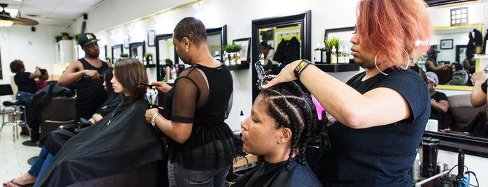 Natural Sisters Hair Salon is one of Lieux sauvegardés par DaSH.