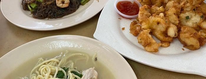 Quan Zhou Cafe & Restaurant (泉州小厨) is one of Penang | Eats.
