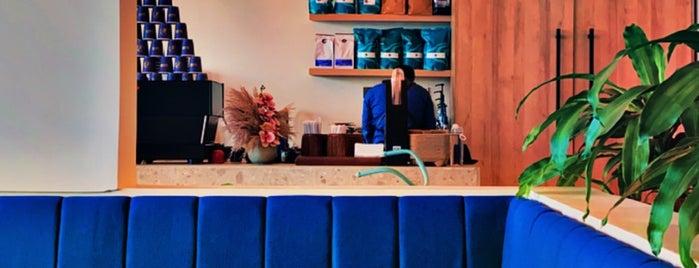 Assesseur Coffee is one of Coffee shops | Riyadh ☕️🖤.