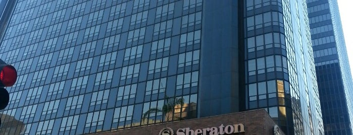 Sheraton Grand Los Angeles is one of LA.