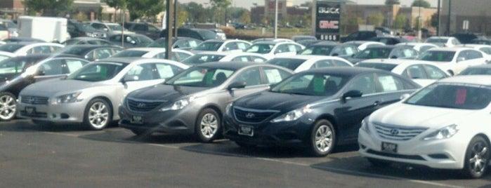 Suss Buick GMC is one of Tempat yang Disukai Tim.