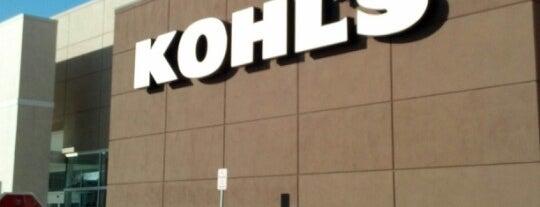 Kohl's is one of Lugares favoritos de Kathy.