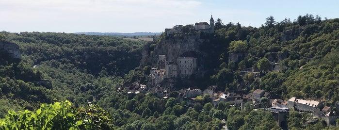 L'Hospitalet is one of Les chemins de Compostelle.
