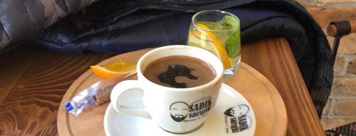 Kuaför Sadık Küçükbakkalköy is one of Güzelli.