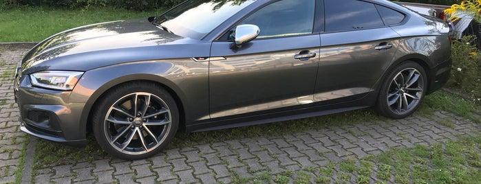 Audi Zentrum Berlin-Lichtenberg is one of Tempat yang Disukai Sebastian.