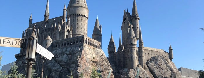 Hogsmeade Village is one of Locais curtidos por Luke.