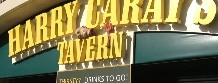 Harry Caray's Tavern is one of Chicago.