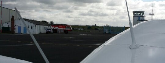 Carlisle Airport (CAX) is one of UK & Ireland Airports.