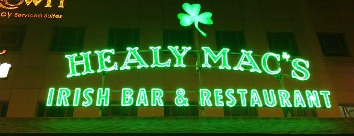 Healy Mac's Irish Bar & Restaurant is one of Malezja.