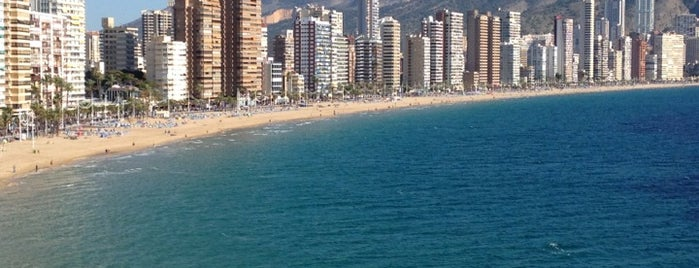 Playa de Levante is one of Locais curtidos por Carl.
