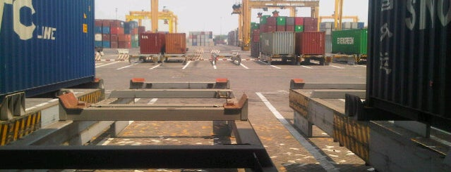 International Container Terminal Surabaya is one of Government of Surabaya and East Java.