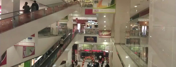 LOTTE Mall is one of Lugares favoritos de Addis Maliki.