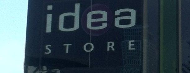 Idea Store is one of Tempat yang Disimpan Merje.