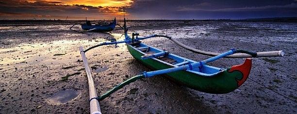 Tuban Beach is one of BALI....