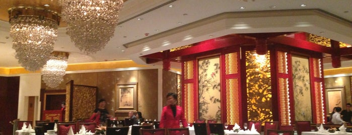 Summer Palace is one of hong kong 2014 michelin stars.
