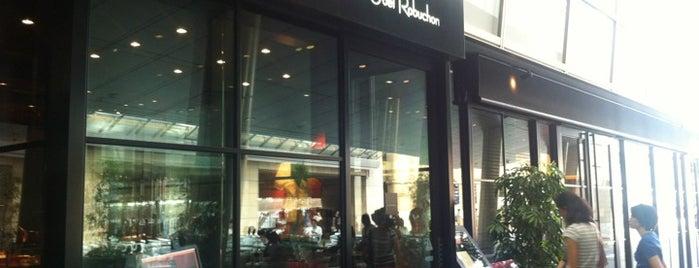 LA BOUTIQUE de Joël Robuchon is one of Topics for Restaurant & Bar ⑤.