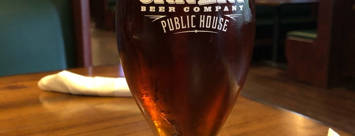 Ornery Beer Company Public House is one of Locais curtidos por Jana.
