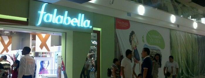 Falabella is one of Cartagenias.