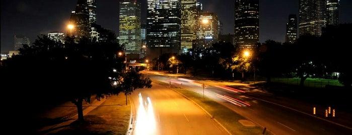 Downtown Houston is one of Houston.