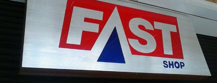 Fast Shop is one of Lugares favoritos de Fábio.